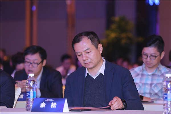 中共武汉市武昌区委副书记、区长 余松